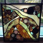 Free Form Glass And Shells