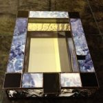Stained glass invitation box
