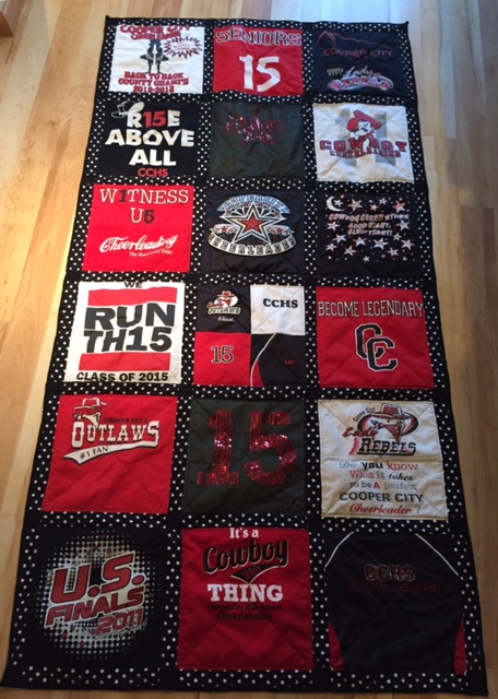 Allie T-Shirt Quilt